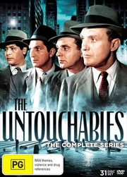 Untouchables | Series Collection, The