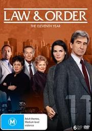 Law And Order - Season 11