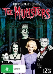 Munsters | Collection, The | DVD