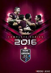 State Of Origin 2016 | DVD