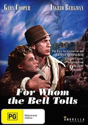 For Whom The Bell Tolls | DVD
