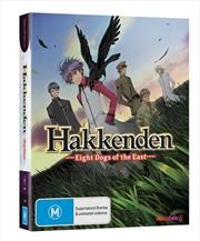 Boxset: Hakkenden | Blu-ray