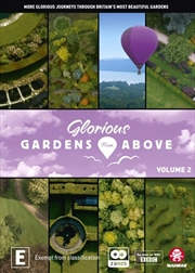 Glorious Gardens From Above - Scottish Borders To Aberdeenshire - Vol 2 | DVD