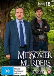 Midsomer Murders - Season 18 - Part 2