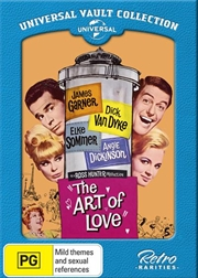 Art Of Love Universal Vault Collection | DVD