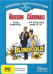 Blindfold Universal Vault Collection | DVD
