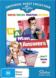 If A Man Answers | Universal Vault Collection