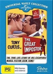 Great Impostor | Universal Vault Collection, The