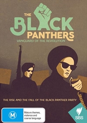 Black Panthers - Vanguard Of The Revolution | DVD
