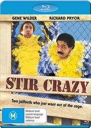 Stir Crazy | Blu-ray