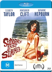 Suddenly, Last Summer | Blu-ray
