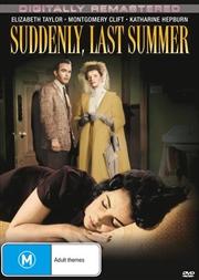 Suddenly, Last Summer | DVD