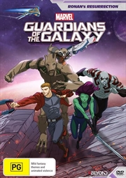 Guardians Of The Galaxy - Ronan's Resurrection