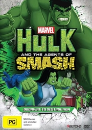 Hulk And The Agents Of SMASH - Doorway To Destruction | DVD
