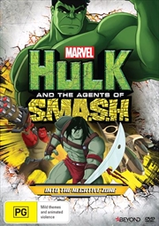 Hulk And The Agents Of SMASH - Into The Negative Zone