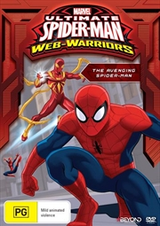 Ultimate Spider-Man - The Avenging Spider-Man