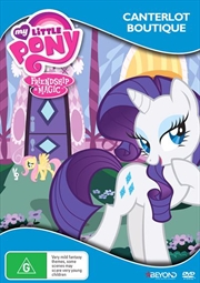 My Little Pony - Friendship Is Magic - Canterlot Boutique | DVD