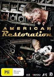 American Restoration - Classic Collectables   DVD