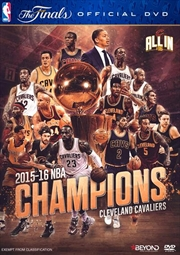 NBA - 2016 Champions - Cleveland Cavaliers