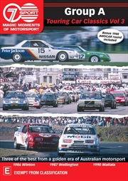 Magic Moments Of Motorsport - Group A Classics - Vol 3 | DVD
