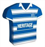 Nrl Cant Bulldogs Heritage Col