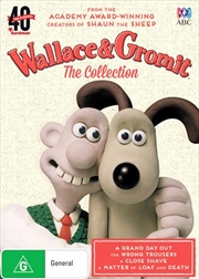 Wallace and Gromit | Collection | DVD