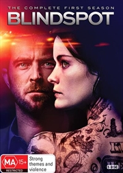 Blindspot - Season 1 | DVD