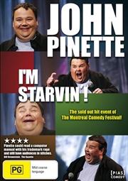 I'm Starvin! | DVD