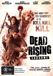 Dead Rising - Endgame   DVD