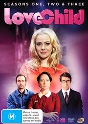 Love Child - Season 1-3 | Boxset | DVD