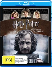 Harry Potter & The Prisoner Of Azkaban | Blu-ray