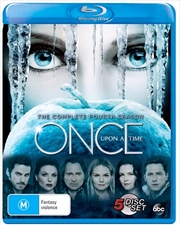 Once Upon A Time - Season 4 | Blu-ray