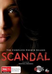 Scandal - Season 4 | DVD
