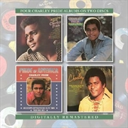 Amazing Love/Pride Of America/Charley Pride/Country Feelin