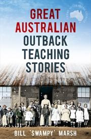 Great Australian Ooutback Teaching Stories   Paperback Book
