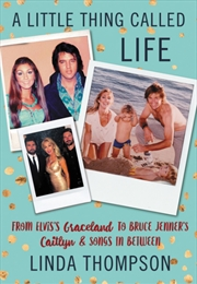 Little Thing Called Life   Paperback Book