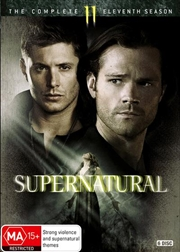 Supernatural - Season 11 | DVD