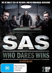 SAS - Who Dares Wins - Season 1 | DVD