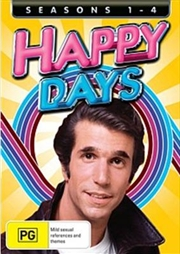 Happy Days - Season 1-4