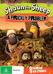 Shaun the Sheep - A Prickly Problem