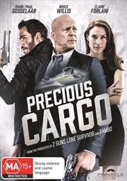 Precious Cargo | DVD