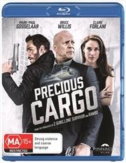 Precious Cargo | Blu-ray