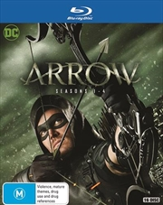 Arrow - Season 1-4 | Boxset