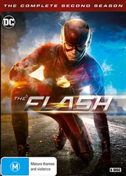 Flash - Season 2, The