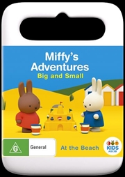 Miffy - At The Beach