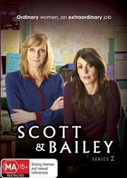 Scott and Bailey - Series 2