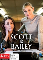 Scott and Bailey - Series 5 | DVD