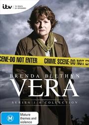 Vera - Series 1-6 | Boxset