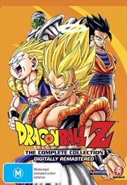 Dragon Ball Z - The Complete Collection - Remastered
