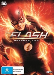 Flash - Season 1-2 | Boxset, The
